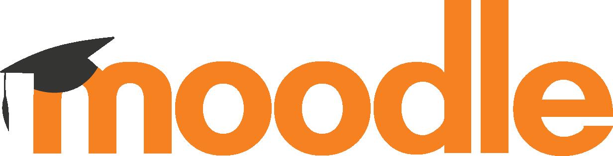 The Moodle logo